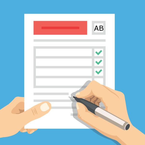 Application Form Part A & B